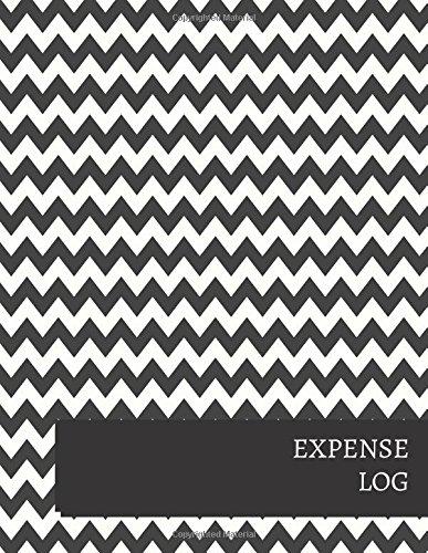 Expense Log (Business Expense Log Book)