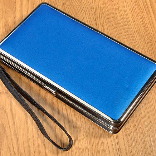 Del 7 Donne Frizione Cassa 6plus Della 6 Per Grande Coperchio Mano Iphone 7plus Capacità 5 Blu Borsa Multifunzionale Raccoglitore Più Lungo Custodia Telefono 6s Sacchetto Di Cuoio 5 Intelligente XwqdR5q