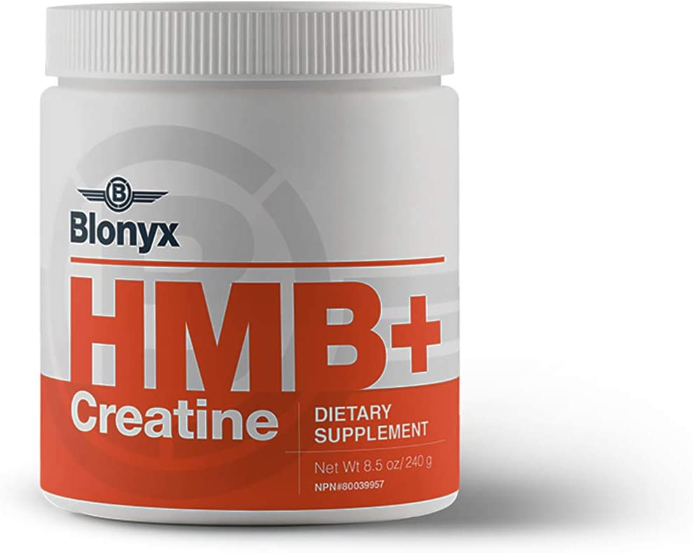 Blonyx Hmb Creatine. 240g, 1mo. Supply
