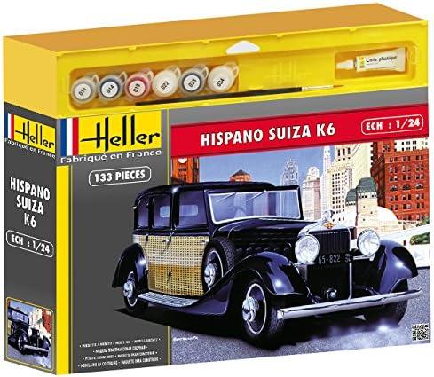 Heller - Maqueta de Coche Escala 1:24 (50704): Amazon.es: Juguetes y juegos