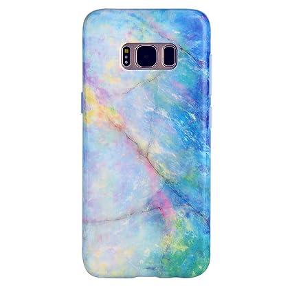 Amazon.com: Funda de terciopelo para Samsung Galaxy S8 ...