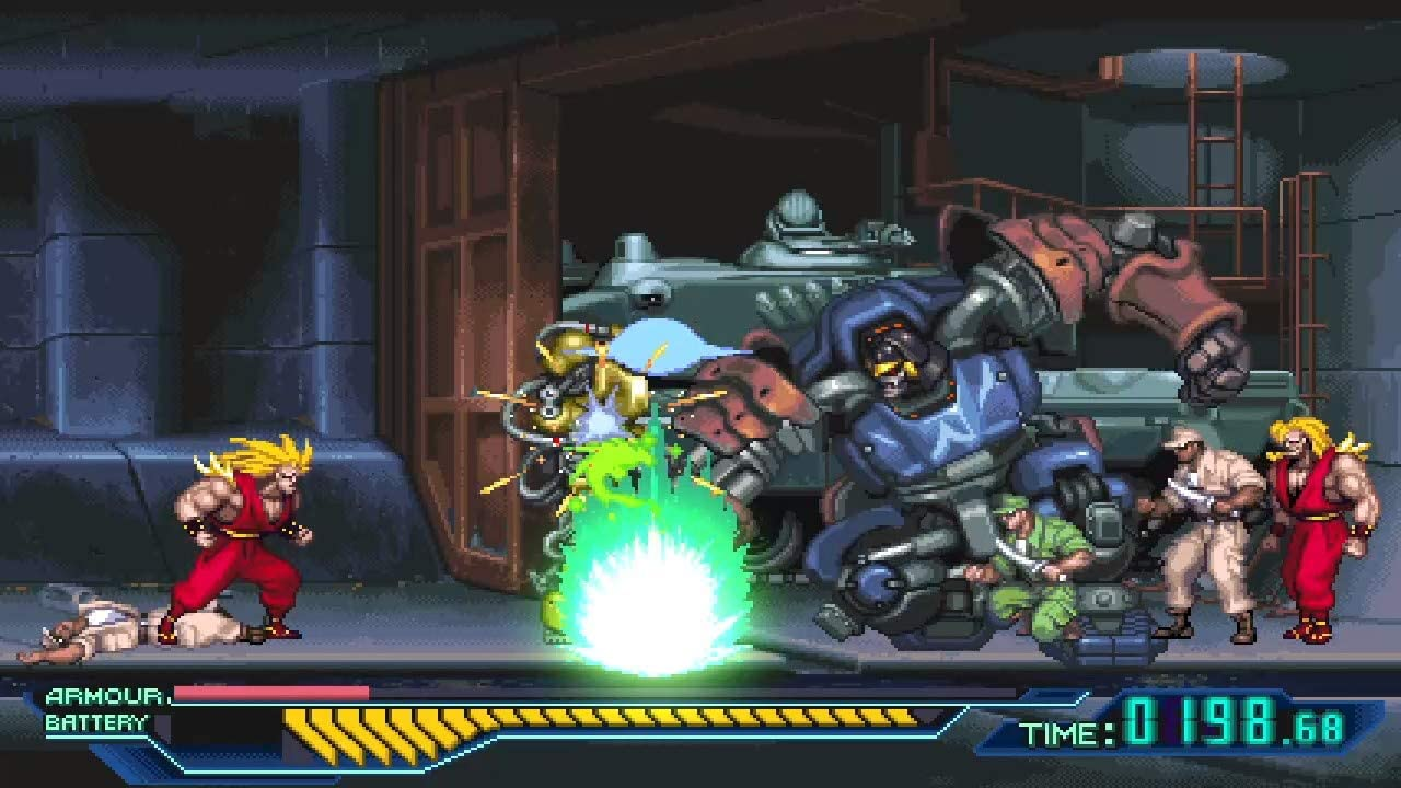 Amazon.com: The Ninja Saviors: Return Of The Warriors For ...