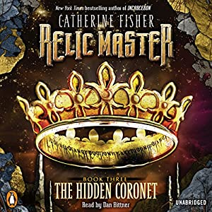 Relic Master: The Hidden Coronet, Book 3 Audiobook