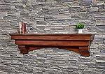 Salem Fireplace Mantel Shelf by Mantels Direct