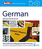 German Phrase Book, Berlitz Publishing, 1780042728
