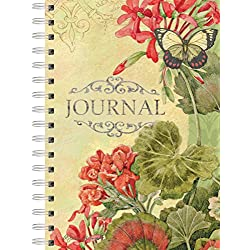 Lang Chelsea Garden Cottage Garden Spiral Journal by Susan Winget (1350007)