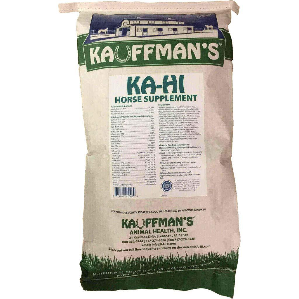DPD KA HI Horse Supplement 50 lb Bag