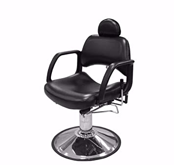 Beauty Salon Styling Chair MILLER BLACK All Purpose Salon Furniture and Barber Chairs  sc 1 st  Amazon.com & Amazon.com : Beauty Salon Styling Chair MILLER BLACK All Purpose ...