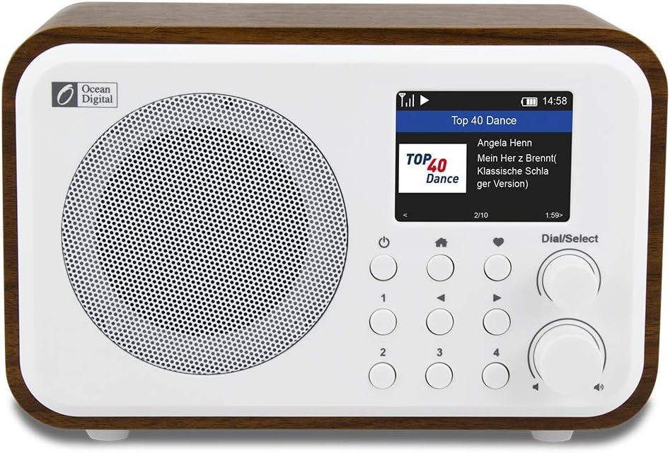 Ocean Digital WR336N Internet radios