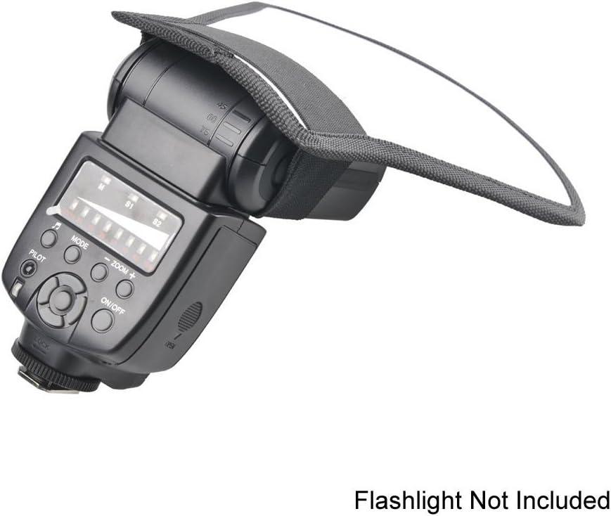 CameraPlus Softboxes Premium Quality Universal Portable silver // White Flash reflector