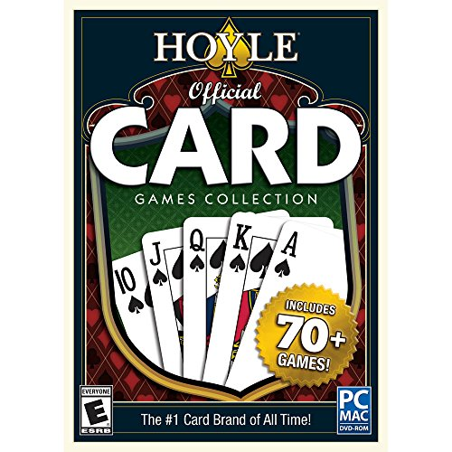 Price comparison product image Encore Hoyle Official Card Games Collection 2015