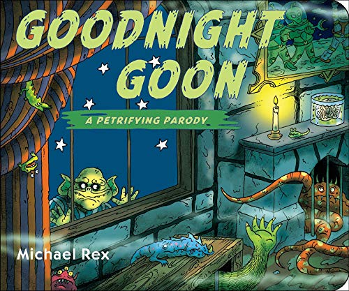 Michael Moon Halloween (Goodnight Goon: a Petrifying)