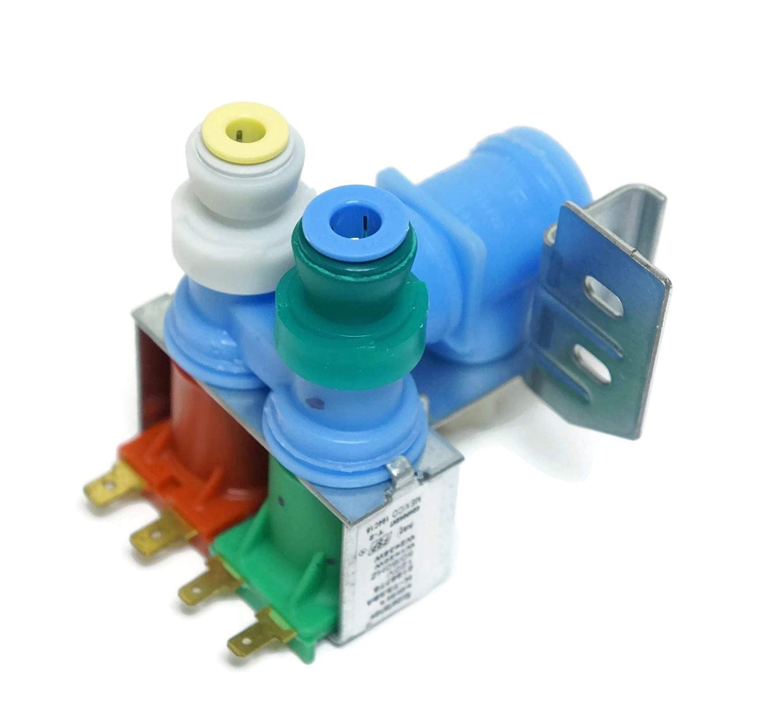 NEBOO For Whirlpool Refrigerator Water Valve Kit W10853654 4318046