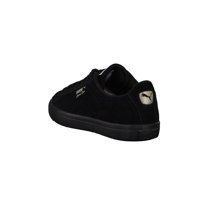 PUMA Herren Sneaker Court Star Vulc Suede 363222 01 schwarz 298343