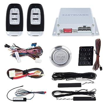 Easyguard EC002-P3 - Alarma automática PKE pasiva sin Llave ...