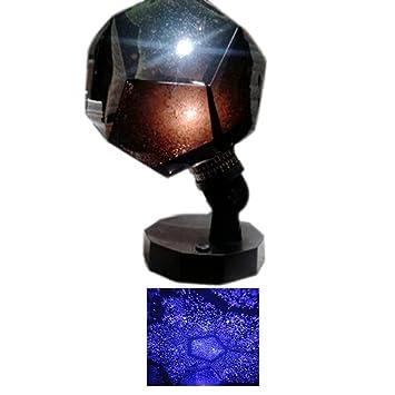 lzn 3 Farben Sternenhimmel Projektor, Romantische Projektor lampe ...