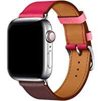 Diconna - Correa de Repuesto para Apple Watch (38/40, 42 y 44 mm)