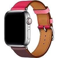 Diconna - Correa de Repuesto para Apple Watch (38/40, 42 y 44 mm)