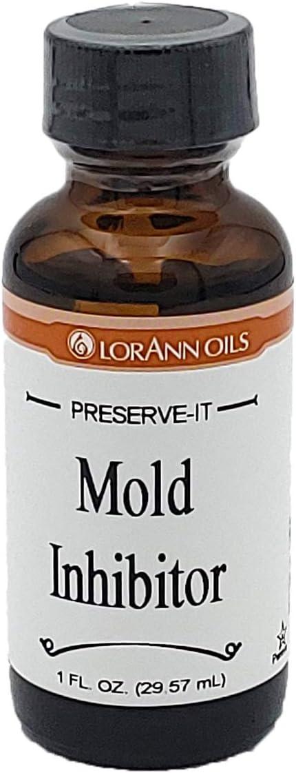 LorAnn Preserve-it Mold Inhibitor, 1 ounce bottle