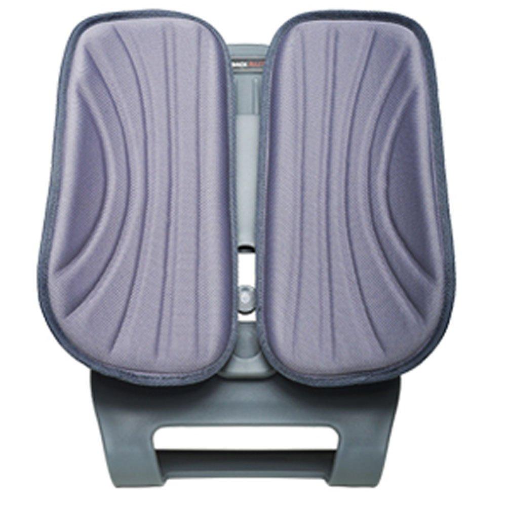 [Duoback] Driving Backrest DK-912 / Backrest / Waist Cushion / Driver / Car Supplies / Lumbar Supports / Pillow (Gray)