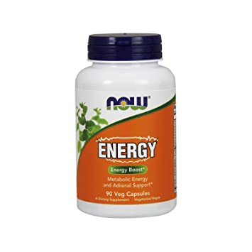 Vitamins For Energy >> Now Supplements Energy Dietary Supplement Lncludes B Vitamins Green Tea Panax Ginseng And Rhodiola 90 Capsules
