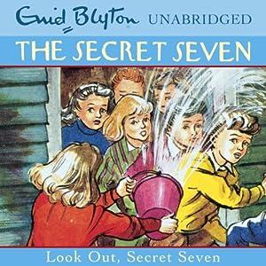 Look Out, Secret Seven Audiobook