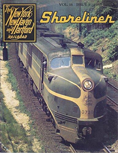 Shoreliner Magazine (Volume 16/Issue 1 - 1985) - 17100 Series