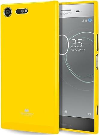 Funda para Sony Xperia XZ Premium, [Delgada Flexible] Gelatina de ...