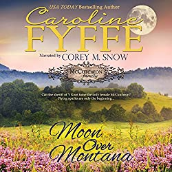 Moon Over Montana: McCutcheon Family Series, Book 5