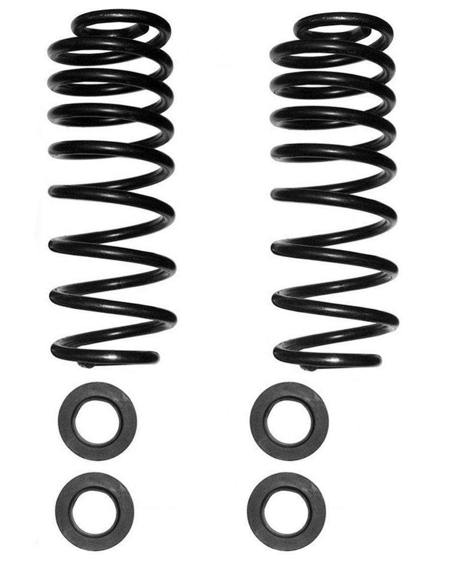 Rear Coil Spring Assembly Conversion Kit for 04-07 Buick Rainier - - 02-04 Bravada - - 02-09 GMC Envoy - 2 02-09 Trailblazer Detroit Axle - 03-08 Isuzu Ascender 05-09 Saab 9-7x