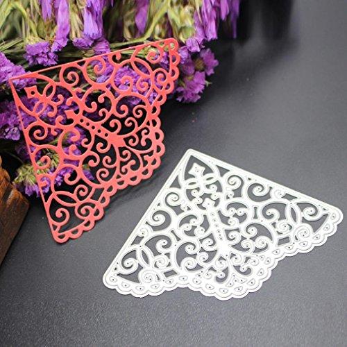 Metal Cutting Dies Stencil DIY Scrapbooking Embossing Album Paper Card Craft by Topunder B