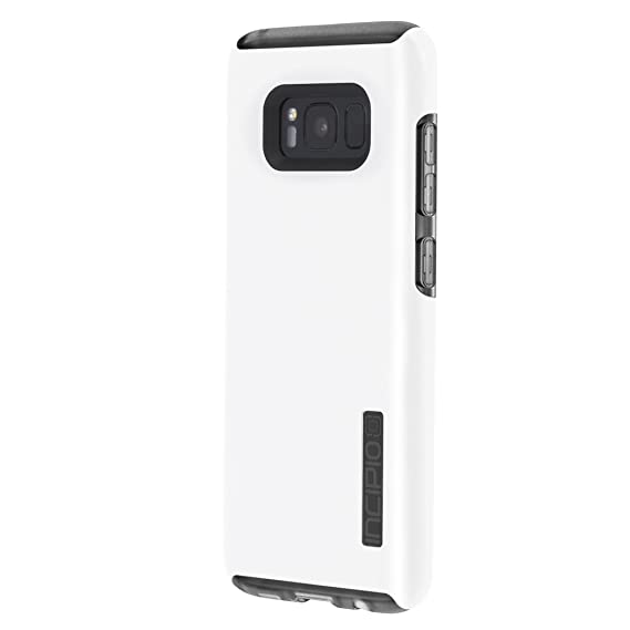size 40 20c55 514ac Incipio Samsung Galaxy S8 Plus Dualpro Case - Iridescent White