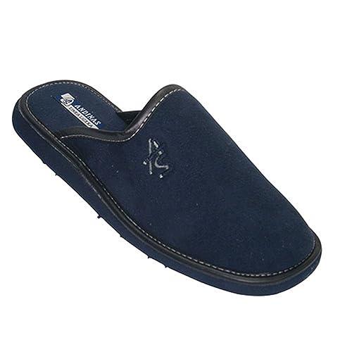 Zapatos azul marino Andinas para hombre oQqYxXA