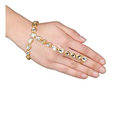 Bracelet with ring attached online dating