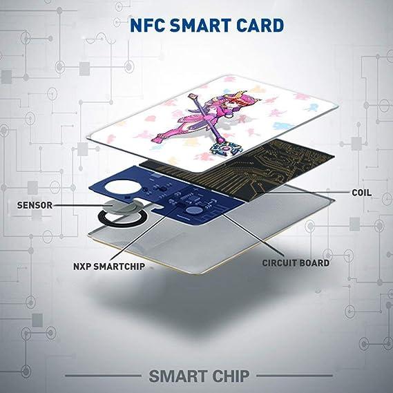 Amazon.com: Juego de 22 tarjetas NFC de PVC para Nintendo ...