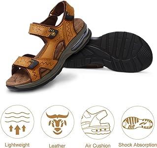 Velcro Gepolsterte Kissen Herren Durable Futter Robuste Straps Flops Schuhe Sandalen Frühling Neopren Absorbieren Fußbett Flip Sommer Für Shock MUzVqSp