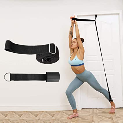 Price Xes Door Flexibility /& Stretching Leg Strap Great for Ballet Cheer Dance Gymnastics or Any Sport Leg Stretcher Door Flexibility Trainer Premium Stretching Equipment