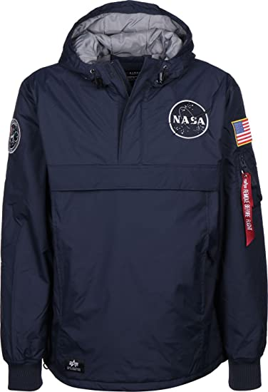 a882f856d Alpha Industries Men Jackets/Lightweight Jacket NASA Anorak