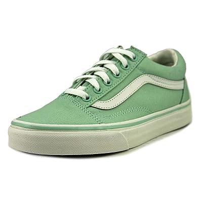 vans old skool womens Green