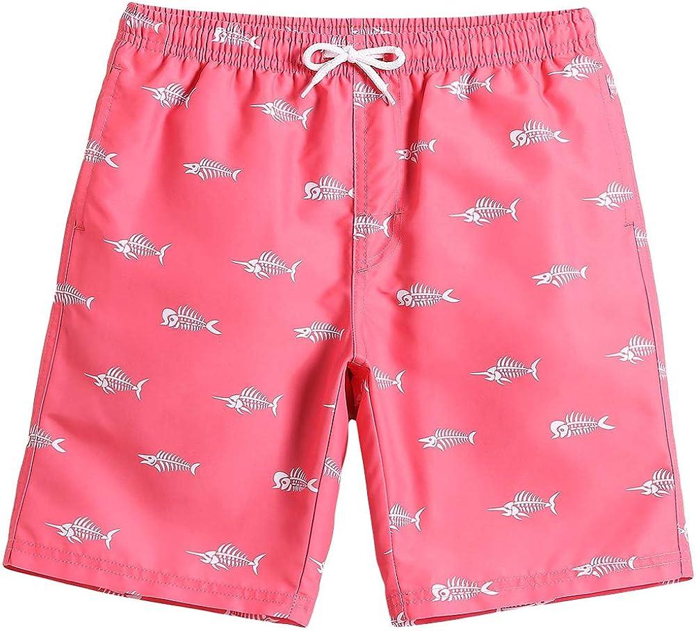 Amazon.com: MaaMgic Boys Swim Trunks Toddler Swim Shorts Little Boys  Bathing Suit Swimsuit Toddler Boy Swimwear: Clothing
