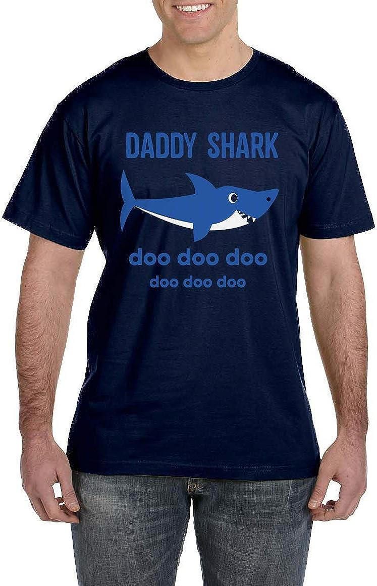 Mommy Shark & Baby Shark Women's T-Shirt & Infant Bodysuit Matching Set