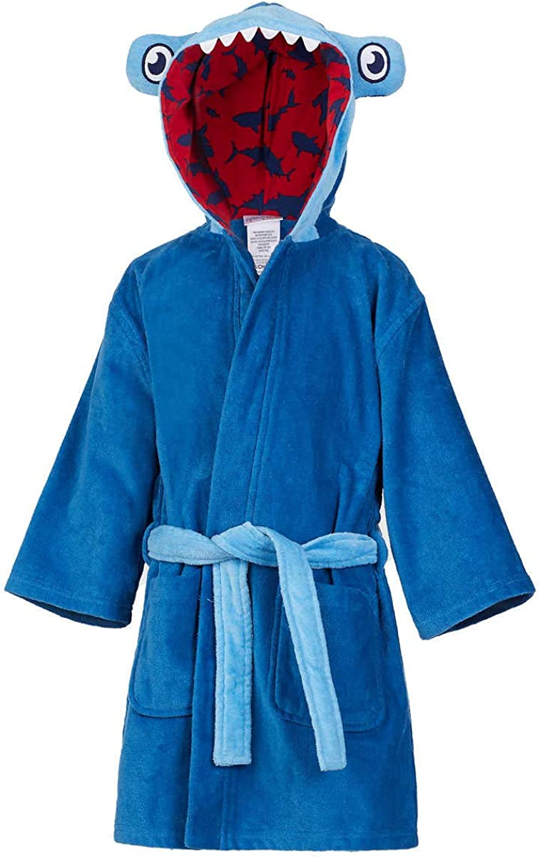 St. Eve Boys Hooded Beach Bath Robe Swim Coverups