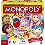 Monopoly Junior Party New Present Game-Play Add Surprise (vf)