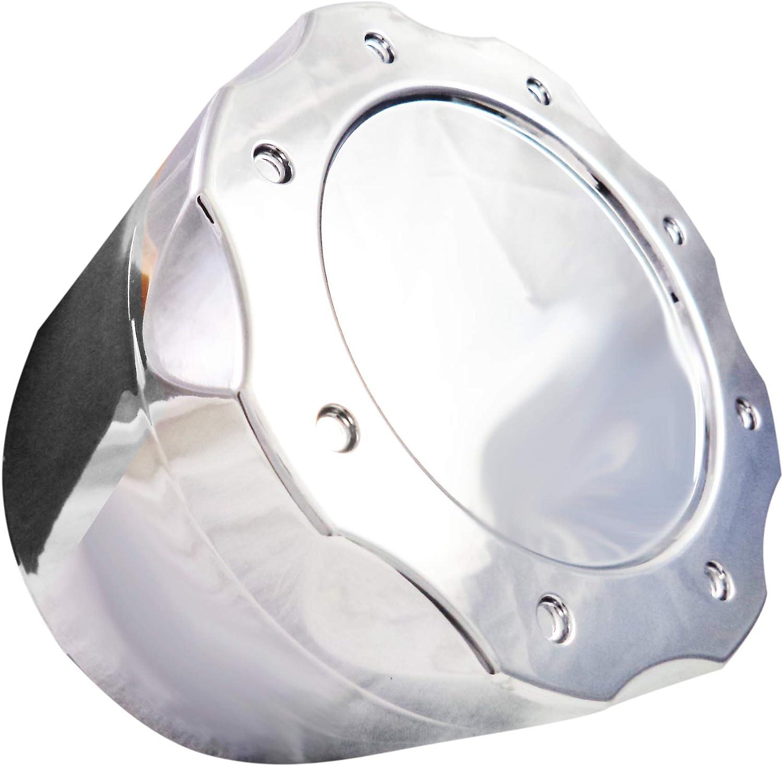 1 American Outlaw Wheels Chrome Custom Wheel Center Cap # BC-670