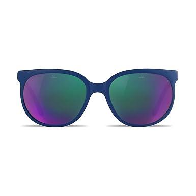 96956f7441f8 Vuarnet VL000200141128 Sunglasses Matte Blue Frame Pure Grey Green ...