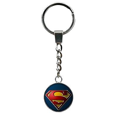 Outlander - Llavero con Caja de Regalo, diseño de Superman ...