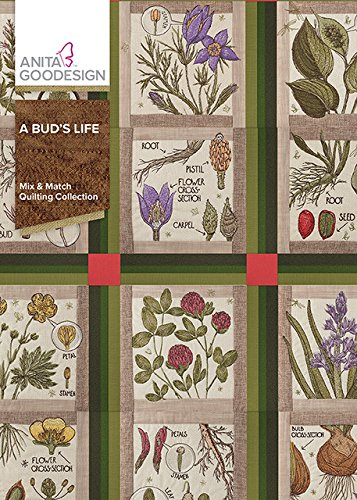 Format Collection Multi Cd (Anita Goodesign Embroidery Machine Designs CD A Bud's Life)