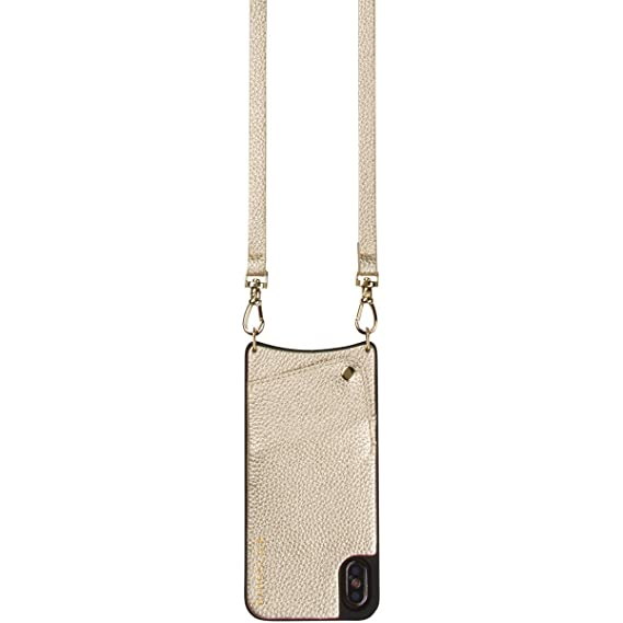 efabca7a0116 Image Unavailable. Image not available for. Color  Bandolier  Emma   Crossbody Phone Case and Wallet - Compatible with iPhone 8 7