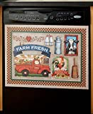 dishwasher magnet farm - The Lakeside Collection Farm Fresh Dishwasher Magnet