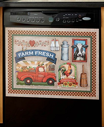 The Lakeside Collection Farm Fresh Dishwasher Magnet